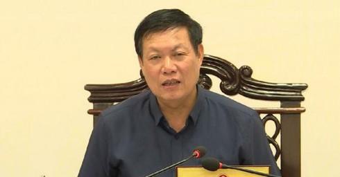 Nhân sự mới Bộ Y tế: Chủ tịch HĐND tỉnh Hưng Yên giữ chức Thứ trưởng