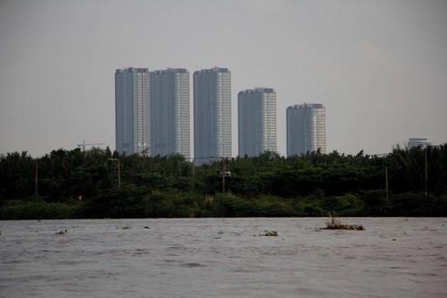 TP.HCM tổng kiểm tra hơn 100 dự án ven sông Sài Gòn