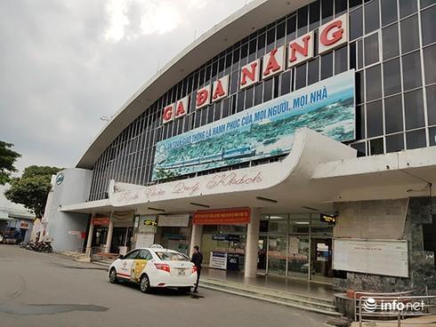 Đà Nẵng: Năm 2020 phải có vị trí khẳng định của ga đường sắt mới