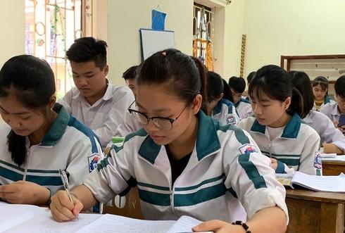 Chi tiết cách tuyển bổ sung học sinh vào trường THPT Chuyên ở Hà Nội