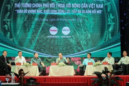 Thủ tướng sẽ đối thoại với nông dân về 3 vấn đề lớn của tam nông