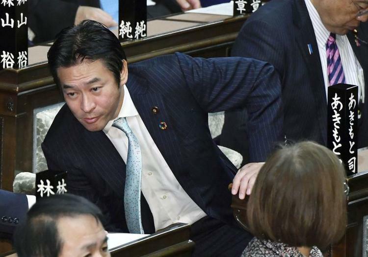 Nhật bắt nghị sĩ nghi nhận hối lộ của công ty Trung Quốc