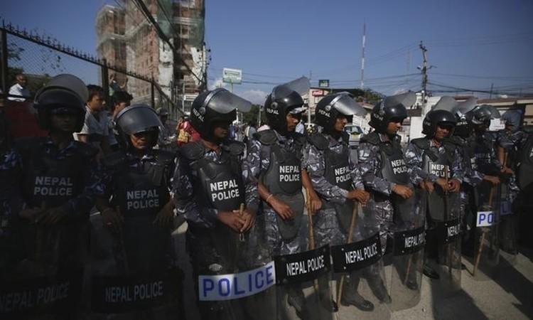 Nepal bắt 122 người Trung Quốc