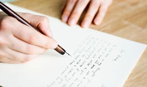 Gợi ý viết thư UPU lần thứ 49: Thông điệp gửi một người lớn về thế giới