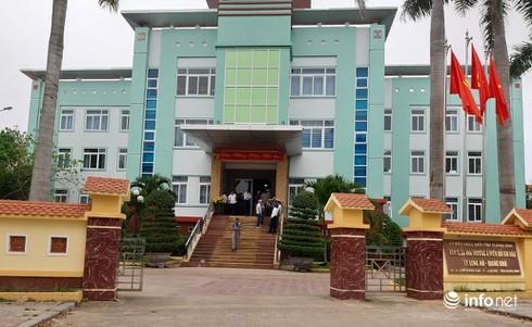 Quảng Bình: Khai trừ Đảng các cán bộ tại BQL DA Môi trường và Biến đổi khí hậu