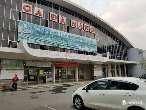 Phó Thủ tướng Trịnh Đình Dũng chỉ đạo di dời ga Đà Nẵng theo hình thức PPP