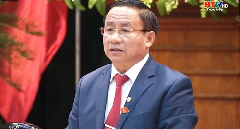 Chánh án TAND Hà Tĩnh bị Bí thư liên tục ngắt lời, truy vấn