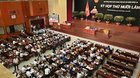 TP.HCM yêu cầu tất cả lãnh đạo tham gia kỳ họp HĐND để trả lời chất vấn