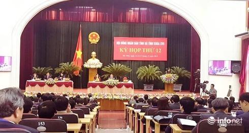 Hà Tĩnh: Nhiệt điện Vũng Áng 2 tiếp tục chậm tiến độ