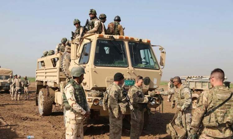 NATO rút bớt nhân viên khỏi Iraq