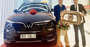 Hơn 17.000 khách Việt đã đặt mua ôtô VinFast