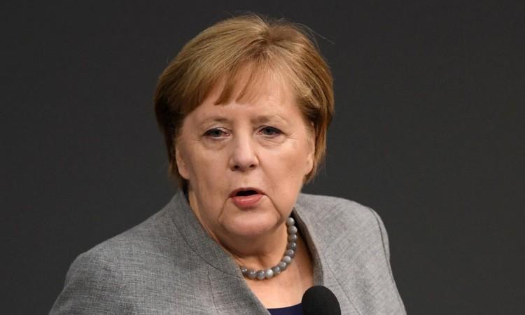Merkel sắp gặp Putin để bàn về Trung Đông