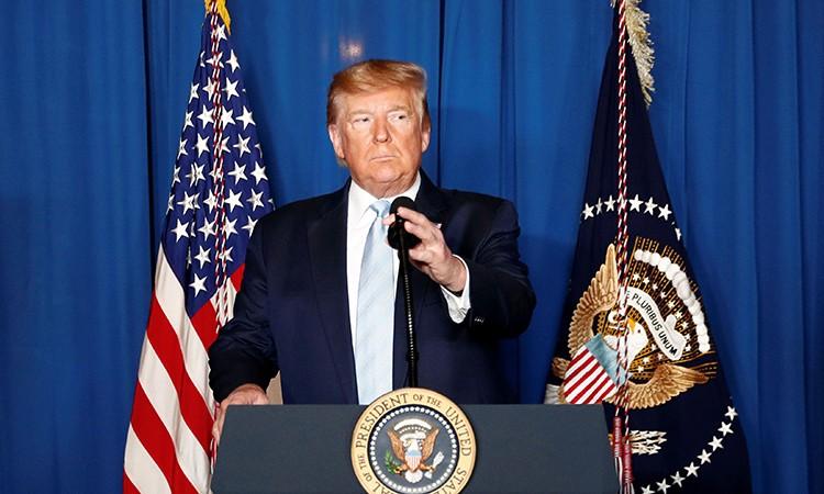 Trump nói giết tướng Iran để 'ngăn chiến tranh'