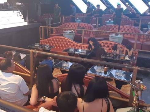Đồng Nai: Nhiều dân chơi dương tính với ma túy trong quán bar ở Biên Hòa