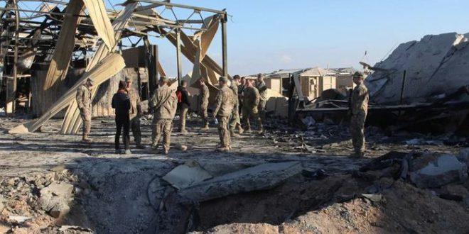 Thêm lính Mỹ bị thương vì tên lửa Iran
