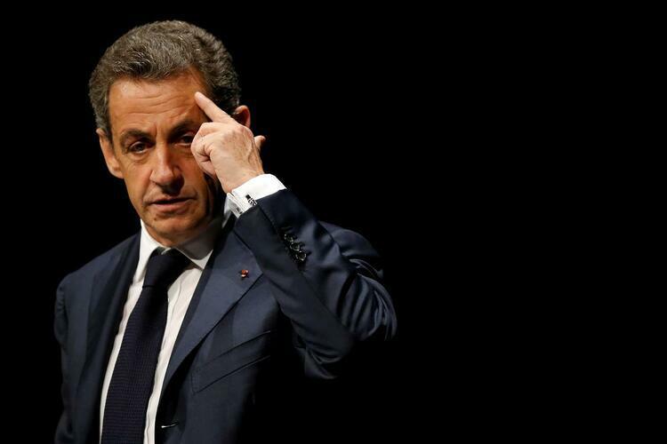 Cựu tổng thống Pháp hầu tòa