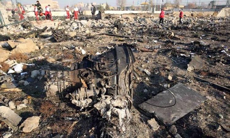 Canada muốn điều tra vụ rơi máy bay ở Iran