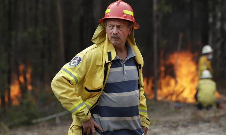 Đội cứu hỏa tình nguyện lớn nhất thế giới