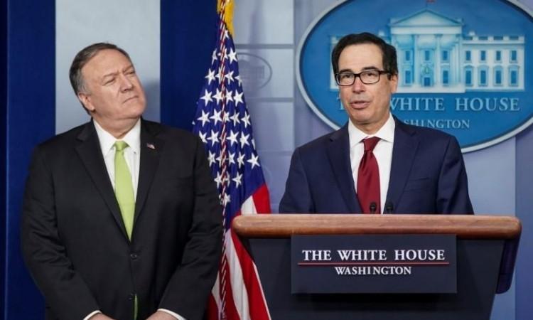 Mỹ trừng phạt Iran
