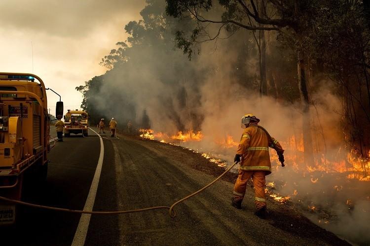 Australia tiếp tục cảnh báo cháy rừng