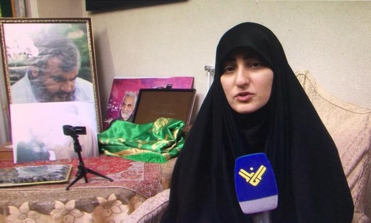 Con gái tướng Iran cảnh báo 'ngày đen tối' với Mỹ
