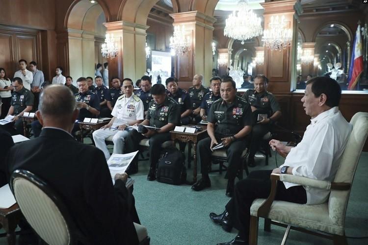 Philippines sơ tán công dân ở Iraq