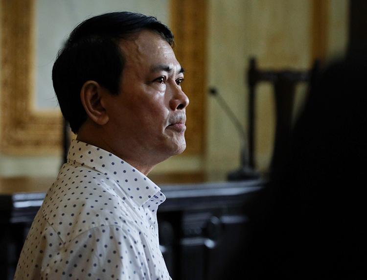 Nguyễn Hữu Linh ngồi tù tại Đà Nẵng