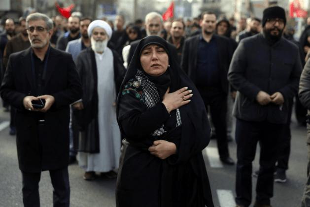 Người Iran lo lắng khi tướng Soleimani bị giết