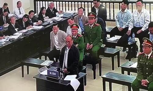 Ông Trần Văn Minh khai tiền bán đất giúp Đà Nẵng phát triển