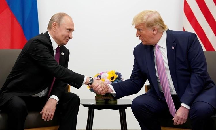 Cuộc điện đàm Trump - Putin gây hoài nghi