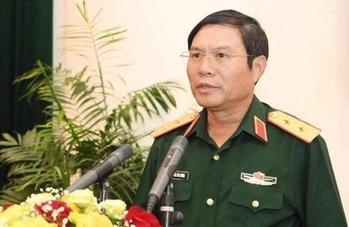 Chân dung tân Thứ trưởng Bộ Quốc phòng Nguyễn Tân Cương