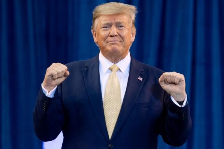 Trump nói bị 'nẫng tay trên' giải Nobel Hoà bình
