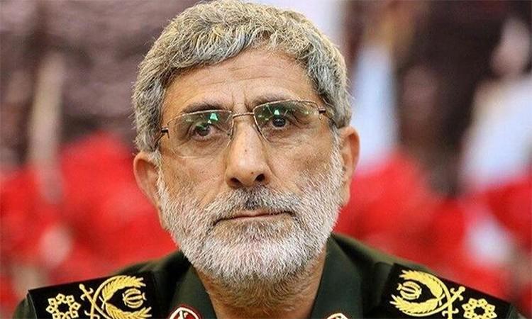 Iran bổ nhiệm người thay thế tướng bị Mỹ giết