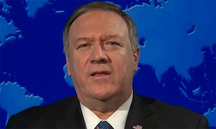 Pompeo nói giết tướng Iran để cứu người Mỹ