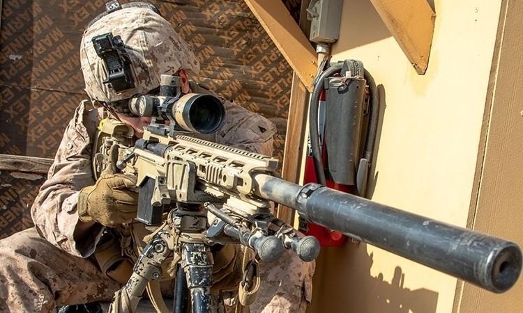 Mỹ tăng lính ở Trung Đông