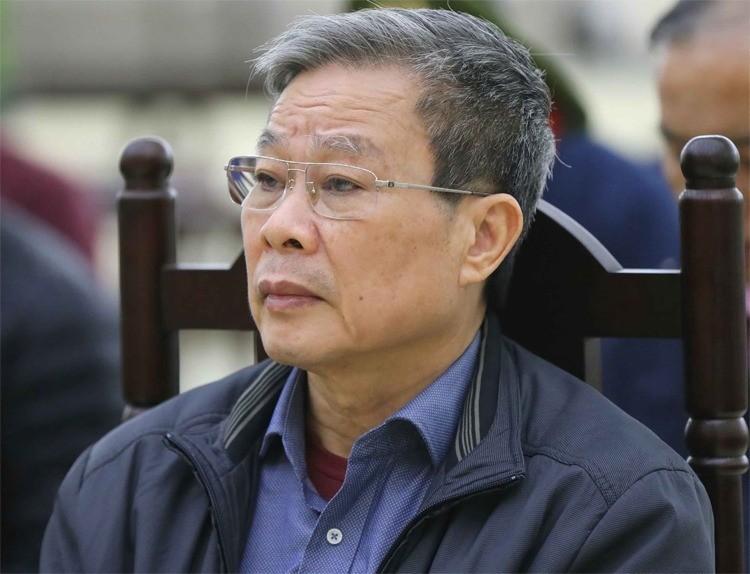 Ông Nguyễn Bắc Son kháng cáo