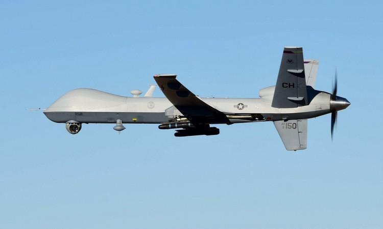 UAV Mỹ phóng tên lửa giết tướng Iran