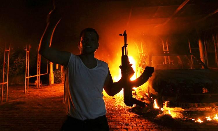 Cuộc tập kích khiến đại sứ Mỹ thiệt mạng ở Benghazi