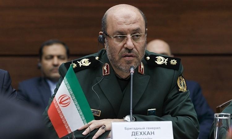 Iran có thể tấn công các vị trí quân sự Mỹ