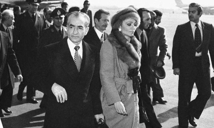 Chiến dịch 'Đại bàng' từng đưa Vua Iran đến Mỹ