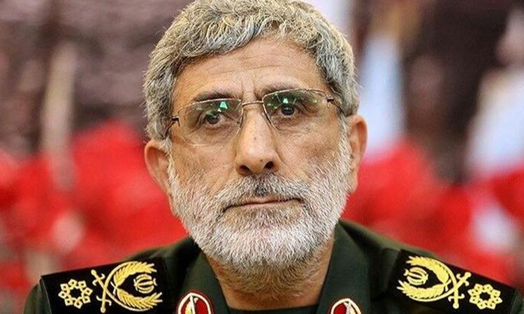 Tân tư lệnh Iran thề đuổi Mỹ khỏi khu vực