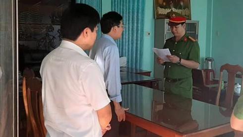 Gia Lai: Bắt Chủ tịch huyện và 2 thuộc cấp tham ô tài sản