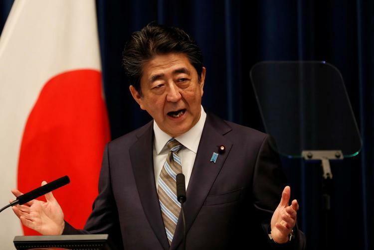 Abe có thể hủy thăm Trung Đông