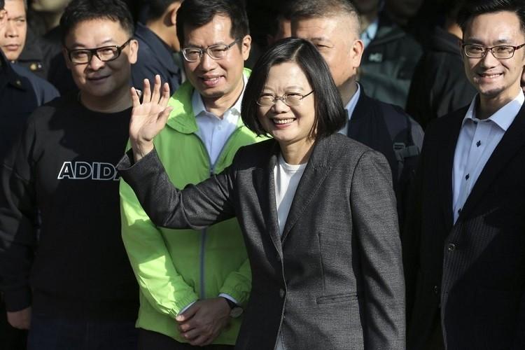 Đài Loan bầu lãnh đạo