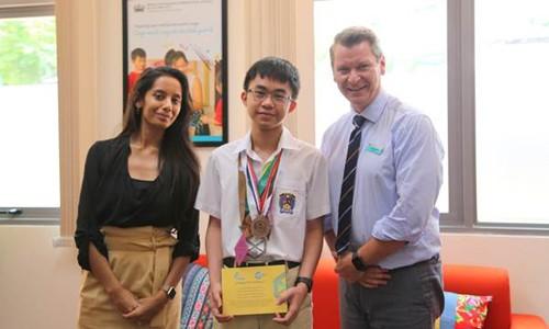 Nam sinh Việt giành điểm thi Toán IGCSE cao nhất thế giới 2019