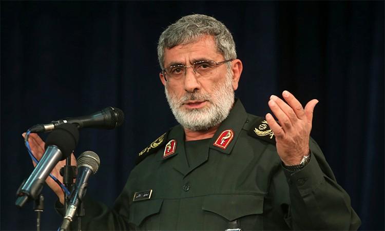 Tướng Iran 'ra khỏi bóng tối' để kế nhiệm Soleimani