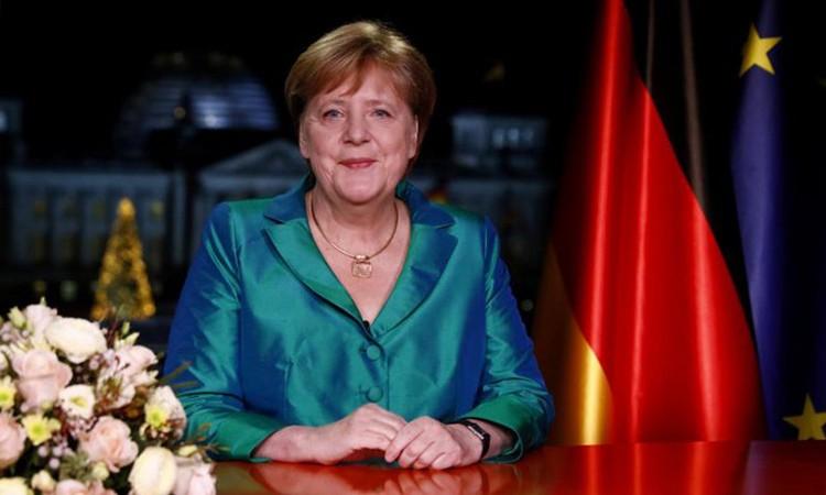 Merkel kêu gọi cứu Trái đất