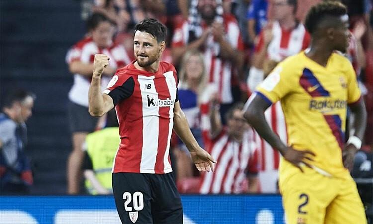 Aduriz: 'Chúng tôi chán cảnh Barca, Real giành mọi thứ'