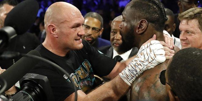 Bí quyết giúp Fury hạ knock-out Wilder