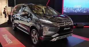 Mitsubishi Xpander 2020 bản nâng cấp ra mắt